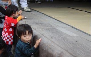 """""""春日神社""""秋祭り本番の日 素敵な出会いばかり!一度に登場人物が増えました '08・10・12"""